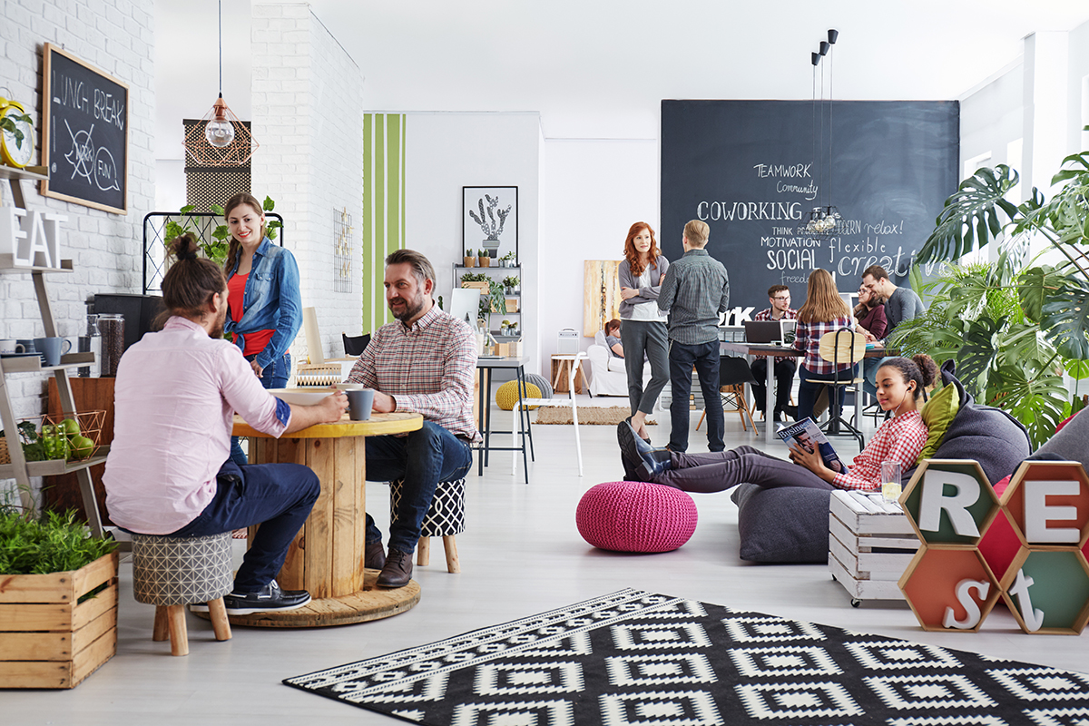 Hero image of Coworking: When Working from Home Doesn't Work