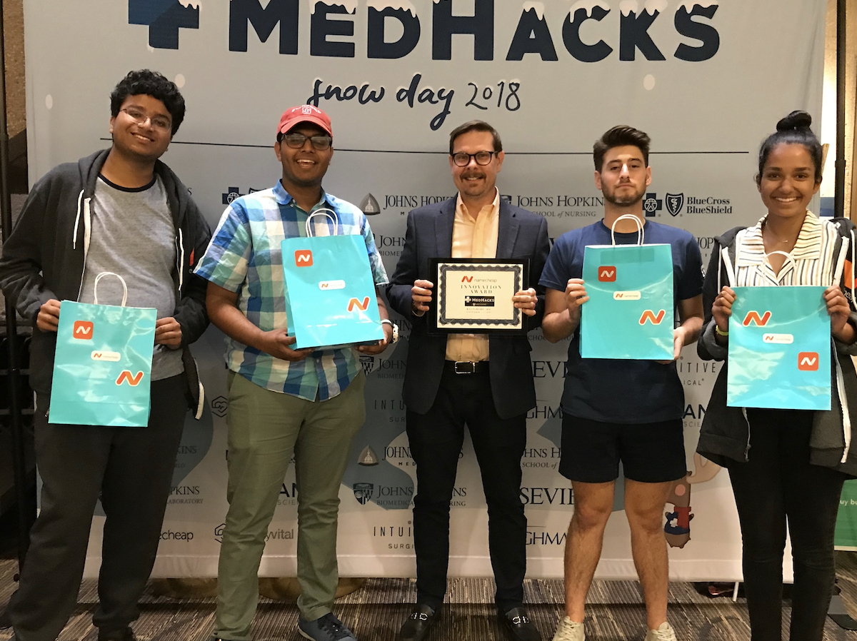 Hero image of MedHacks: How 800 Students Built Health-Related AppsHave Fun with 16 Sports Domain Names