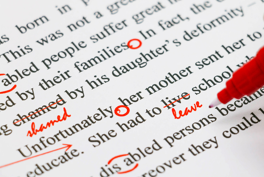 Hero image of Tools to Proofread your Content