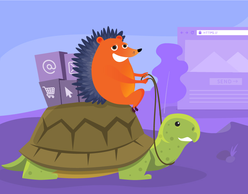 Hero image of Why is My Website So @*#$!% Slow?DNS Flag Day is Almost Here – But Don't Panic