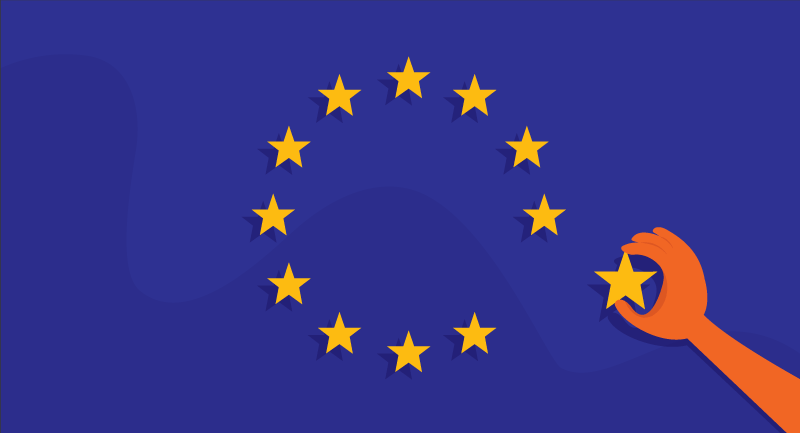 Hero image of How Is My .EU Domain Affected by Brexit?Avoid Brand Confusion with Your Domain Name