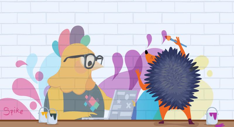 Hero image of How to Create an Awe-Inspiring Artist Website