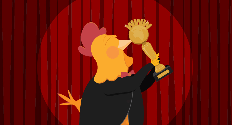 Hero image of The Greatest Domain Award