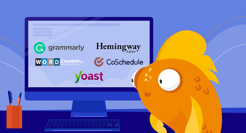 Fish reviewing content tools