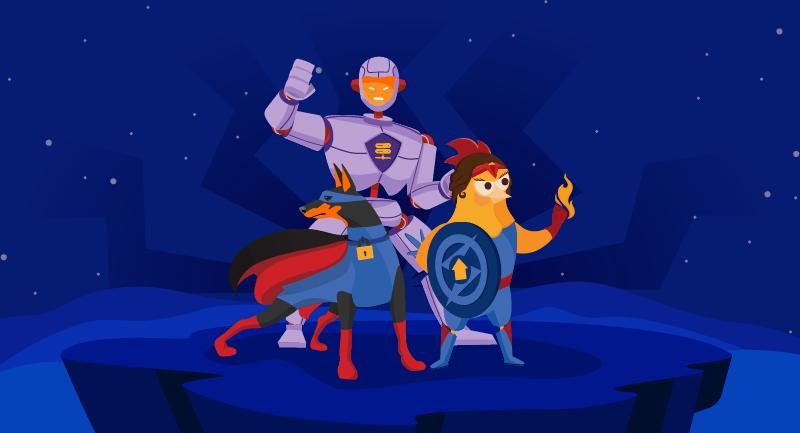 Hero image of Savings for Solopreneur Superheroes