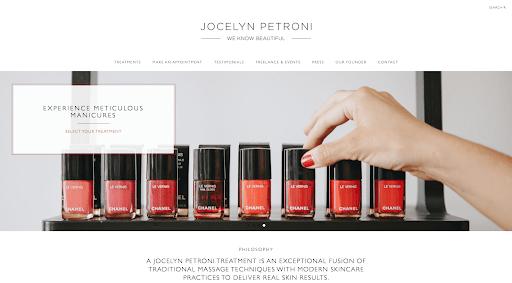Jocelyn Petroni screenshot