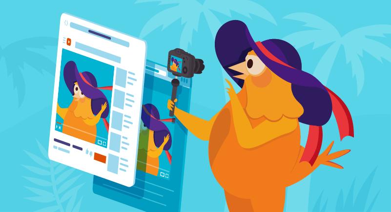 Hero image of Using A Website for Vlogging SuccessWhy Should I Use VPS Hosting?