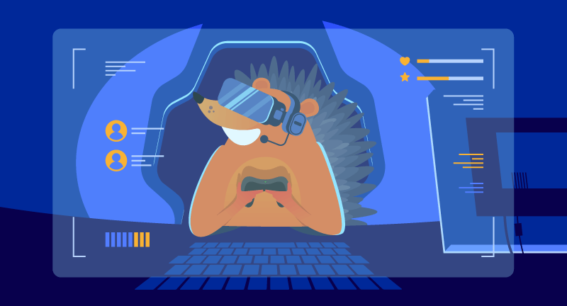 Hero image of Stay up to Speed with a Secure VPN for Gaming'Pivoting' as a Freelancer or Small Business