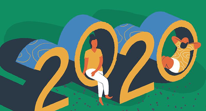 Hero image of The state of WordPress heading into 2021