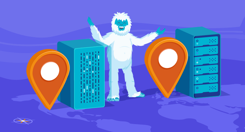 Hero article of Why your hosting server location matters