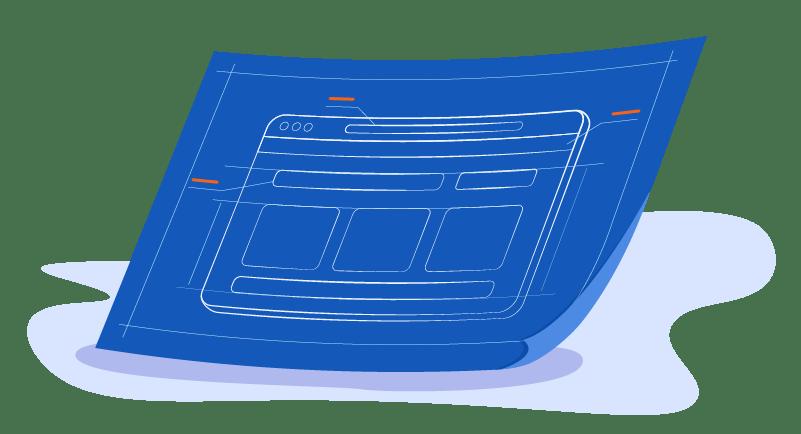 website blueprint