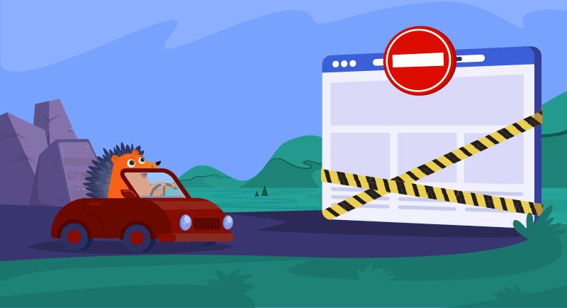 Hero image of A dangerous precedent for web blocking