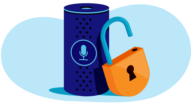 How secure are virtual assistants?