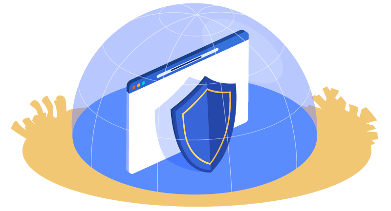 Shield protecting email