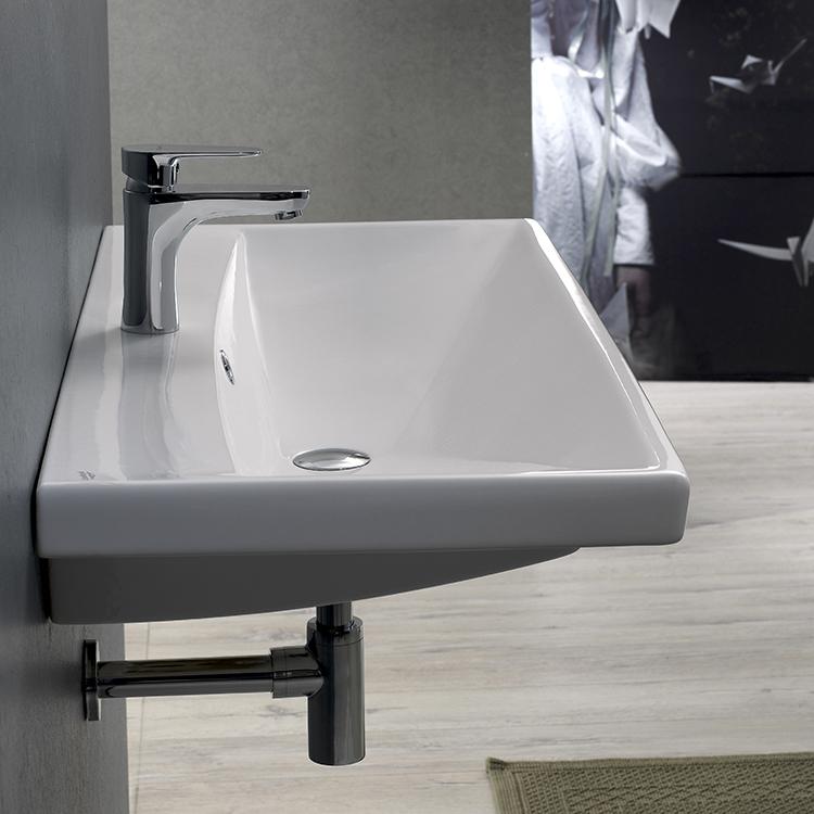 cerastyle 032000 u bathroom sink elite