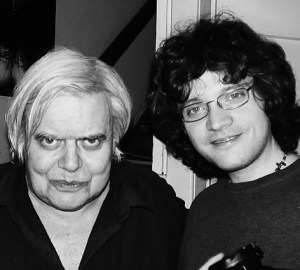 H. R. Giger and Jason V Brock