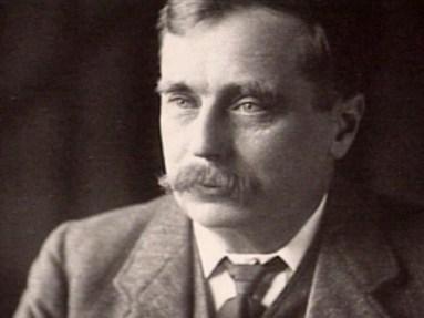 "Herbert George ""H. G."" Wells (21 September 1866 – 13 August 1946)"