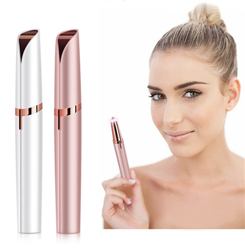 flawless brows lipstick shaver