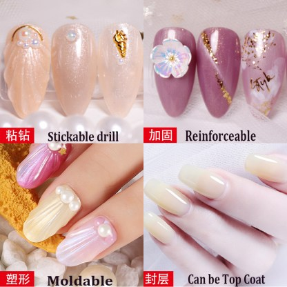 Multifunctional Top Coat Gel Polish
