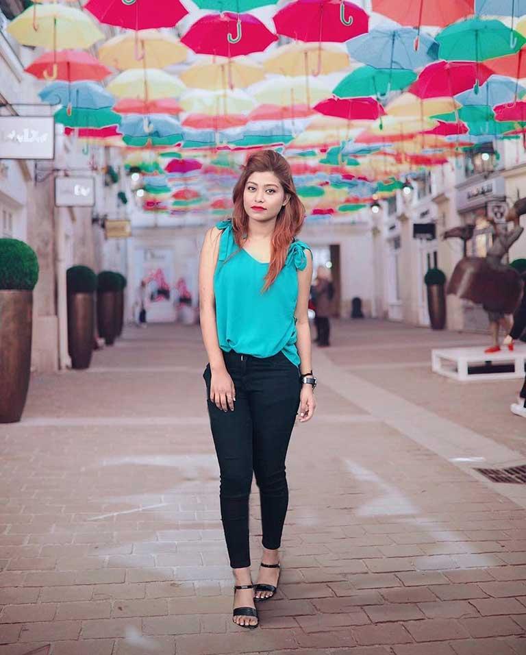Riza Afreen