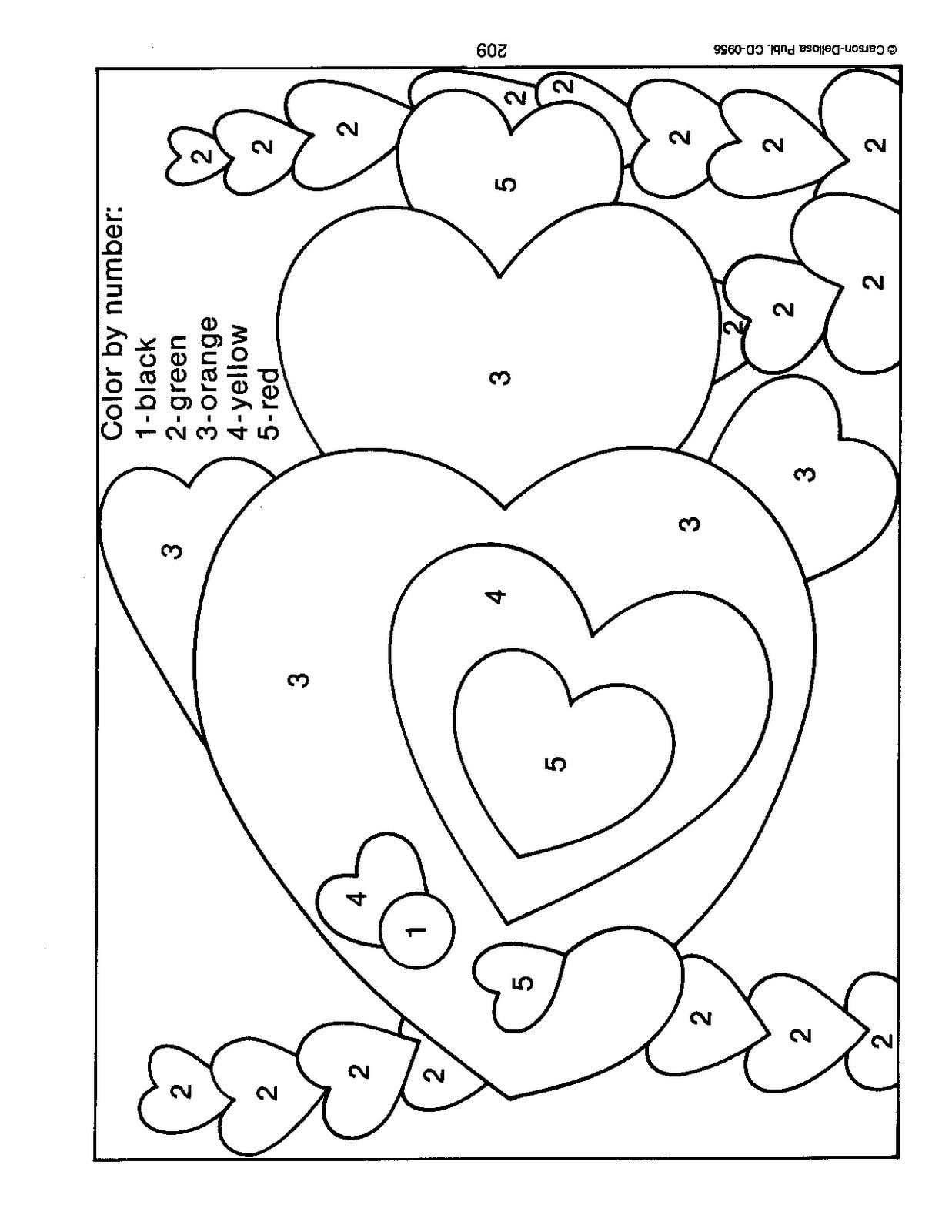Valentine S Day Tracing Worksheets For Preschoolers