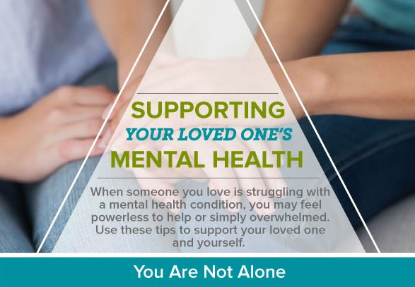 How To Support A Loved One S Mental Health Nami Collier County
