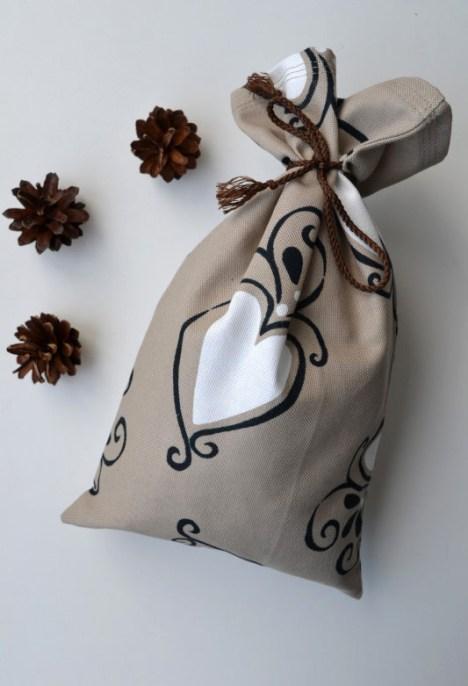 Krepšelis dovanoms - Širdelės