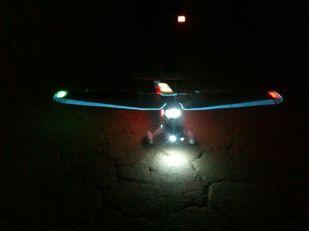 Dry Lake Night Flying