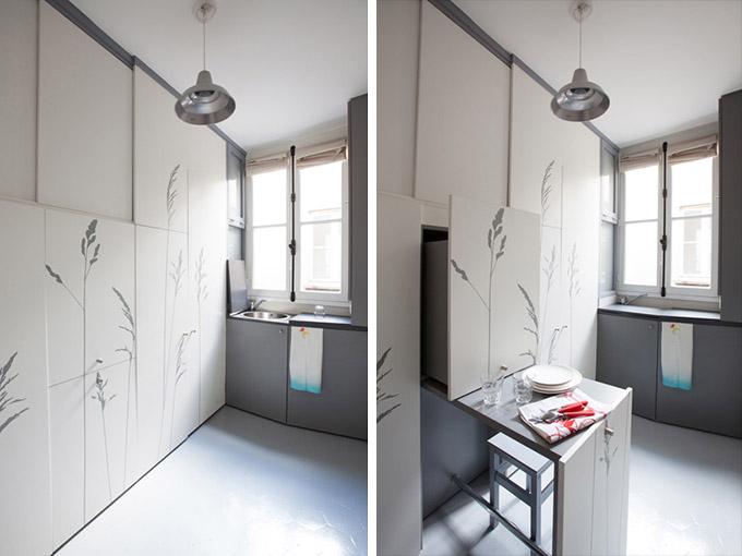 Kitoko-fills-tiny-8-sqm-parisian-apartment-with-hidden-2
