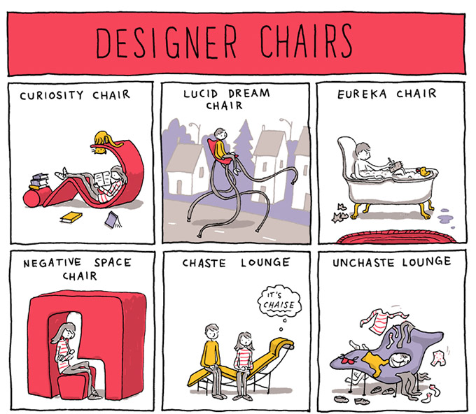 Designer-Chairs