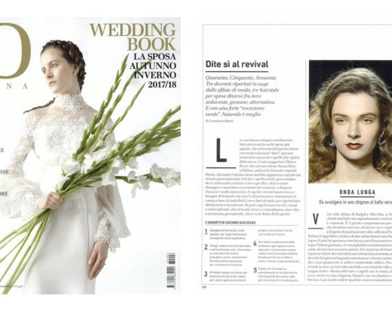 IO DONNA WEDDING BOOK SETTEMBRE 2017