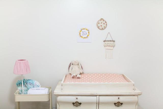mamos vaiko kambarys