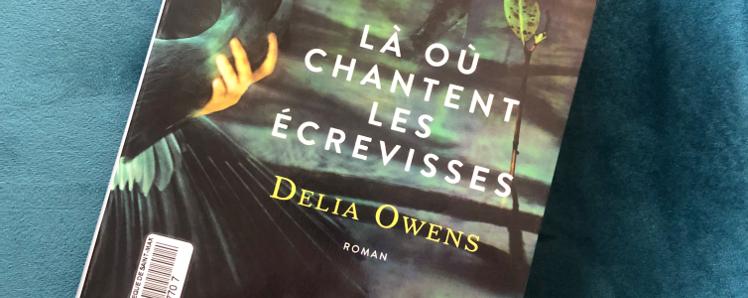 Delia Owens Là où chantent les écrevisses