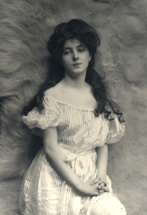 evelyn nesbit, baby name