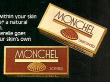 mochel soap from the 1980s