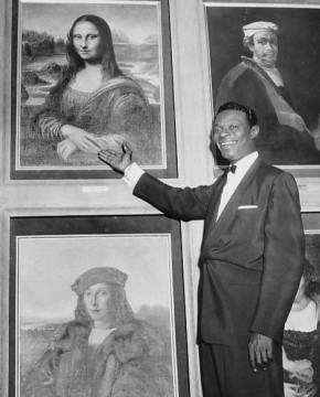 nat king cole, mona lisa, song