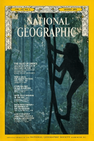 Tasaday on National Geographic cover