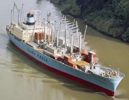 Clara Maersk, ship
