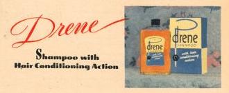 Drene Shampoo