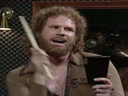 will ferrell, SNL, more cowbell