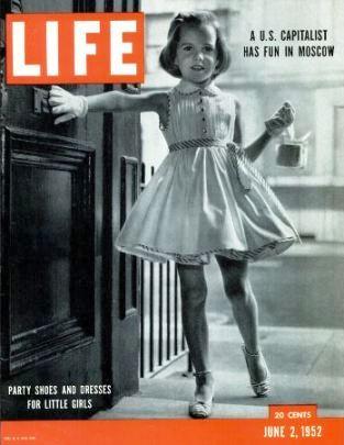 tucker, life, 1952