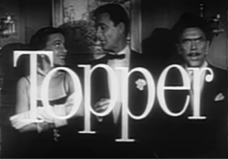 topper, tv, 1950s