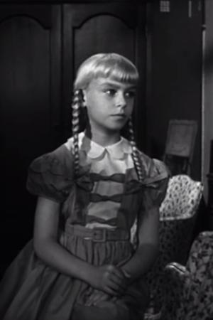 patty mccormack, rhoda penmark, bad seed, 1956