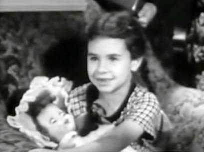 jeri lou, racket squad, television, 1950s