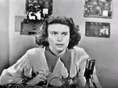 tonga, nina bara, space patrol, 1950s, television, sci-fi
