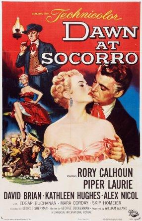 rannah, 1954, socorro, movie, western