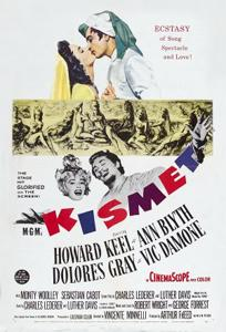 kismet, movie, 1955