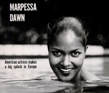 marpessa dawn, actress