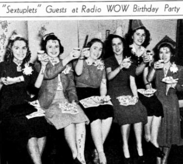 girls, 18, radio station