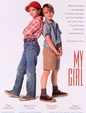 vada, my girl, 1990s, movie, baby name